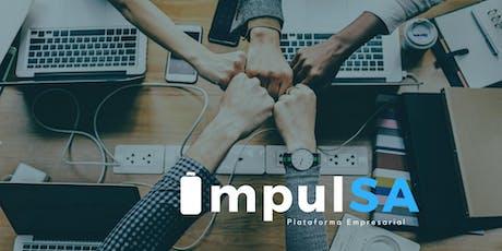 ImpulSA Sesión Informativa tickets