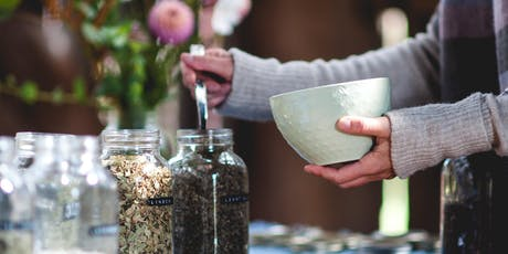 Herbal Tea Blending Workshop & Barn Meditation tickets
