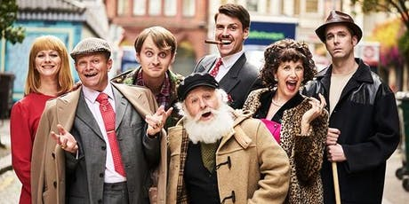 Only Fools & Faulty Towers - Interactive Dinner Theatre tickets