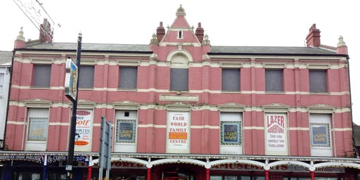 HOD 2019 Empire Theatre, Cleethorpes. Back to the Future. Tours/Exhibition