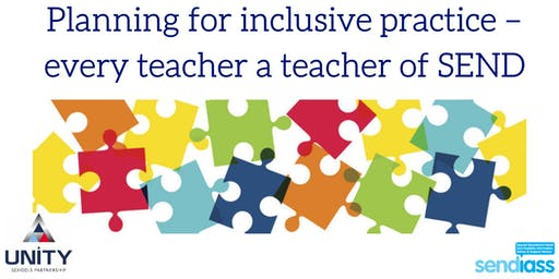 Planning for inclusive practice - every teacher a teacher of SEND. Haverhill