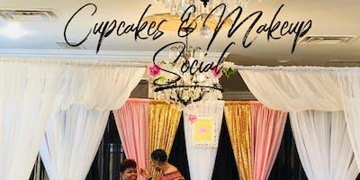 Cupcakes & Makeup Social