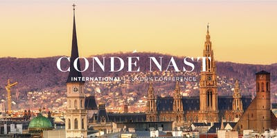 Condé Nast International Luxury Conference 2020, Vienna, Austria
