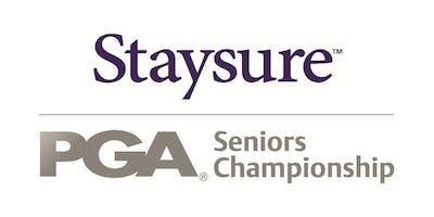 Staysure PGA Seniors Championship 2019