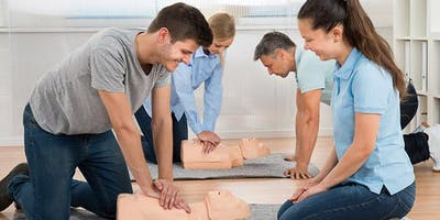 12th November 2019 - Emergency First Aid at Work Course (EFAW)