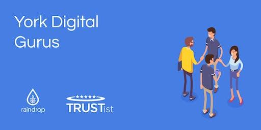 York Digital Gurus - July Meet Up
