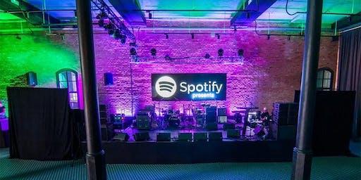 Spotify Presents: Alepo - Tour Sueños
