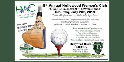 HWC 8th Annual Golf Tournament