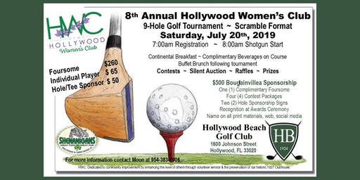 HWC 8th Annual Golf Tournament