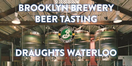 Brooklyn Brewery & London Fields Brewery Beer Tasting & Games at Draughts Waterloo tickets