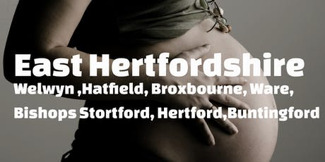 Preparing for Baby Course - Hertford Selections Fam Ctr 2nd 9th & 16th Jan tickets