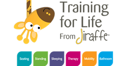 Jiraffe, Training for Life - Seating and Toileting tickets