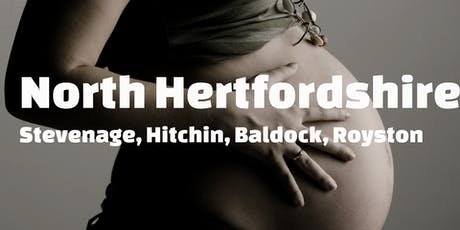 Preparing for Baby course - Hitchin 5th 12th & 19th Dec tickets