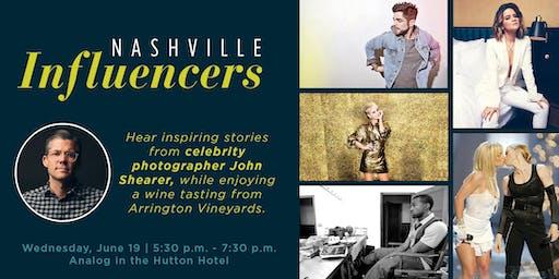 Nashville Influencer: Celebrity Photographer - John Shearer