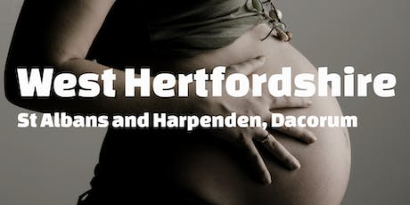 Preparing for Baby course - Hemel Hempstead 5th 12th & 19th Mar tickets