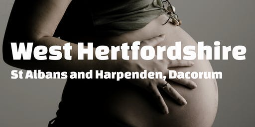 Preparing for Baby course - Hemel Hempstead 21st 28th Aug & 4th Sep