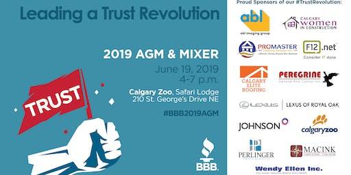 BBB 2019 AGM & Mixer