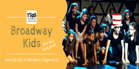 Broadway Kids Mini-Camp tickets