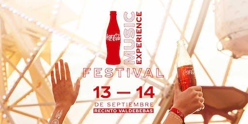 Festival Coca Cola Music Experience 2019 en Madrid
