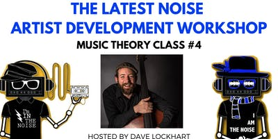 TLN Artist Development Workshop Music Theory with Dave Lockhart