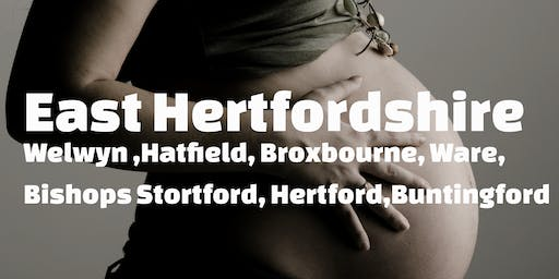 Preparing for Baby course - Buntingford  9th 16th & 23rd Nov