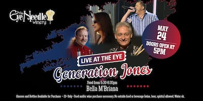 Generation Jones May 24th at 5:00 pm