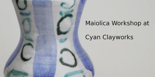 Ceramic surface: Maiolica and overglaze