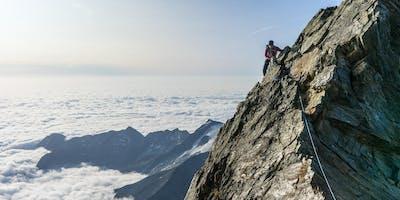 Kletter-Wochenende am Prielschutzhaus