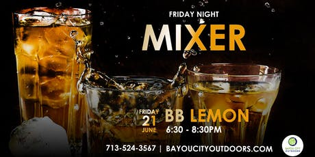 BCO Friday Night Mixer tickets