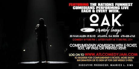 Funny Friday in the ATL tickets