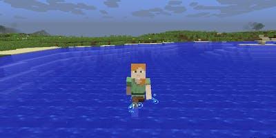 Workshop: Minecraft (Unterwasserwelten)