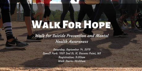 Walk for Hope tickets