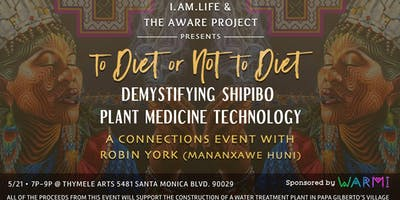 Demystifying Shipibo Plant Medicine Technology w/ Robin York