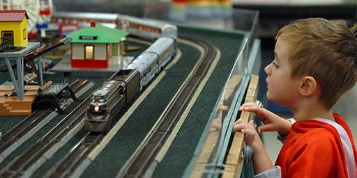57th ATLANTA MODEL TRAIN AND RAILROADIANA SHOW AND SALE