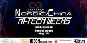 Nordic-China Hi-Tech Weeks, Lund