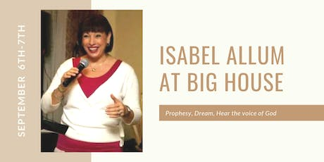 Isabel Allum at Big House tickets
