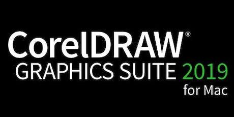 Die neue CorelDRAW® Graphics Suite 2019 für den Mac  Tickets