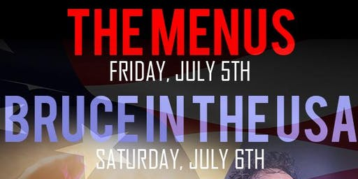 July First Friday and Saturday