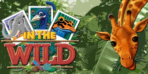 "VBS ""In The Wild"" at West Concord Baptist Church June 17-21"
