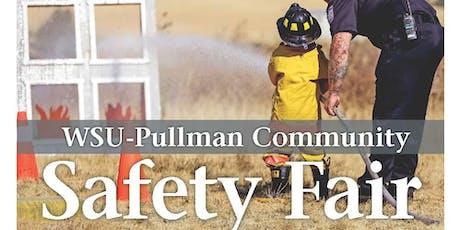 WSU-Pullman Community Safety Fair tickets