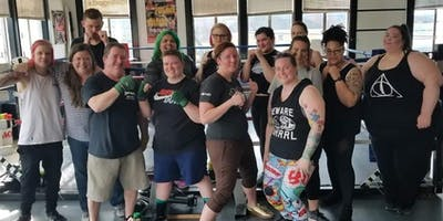 Fat Fists of Fury -  Saturday, May 25th