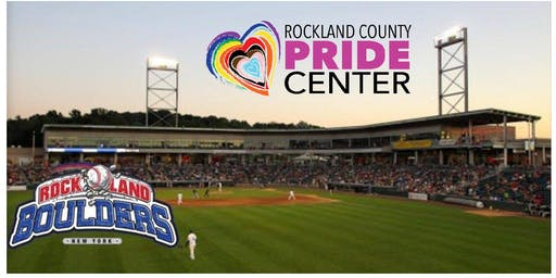 Rockland County Pride Center Night at the Rockland Boulders