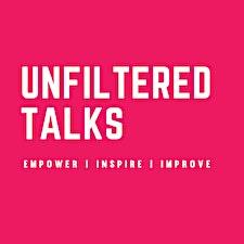 Unfiltered Talks logo