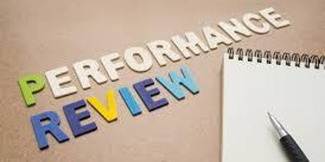 Conducting Effective Performance Reviews  tickets