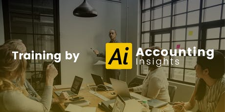 Hands-on introduction to Power BI for accountants tickets