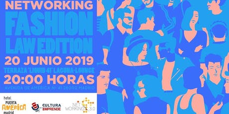 Networking Fashion Law Edition Madrid tickets