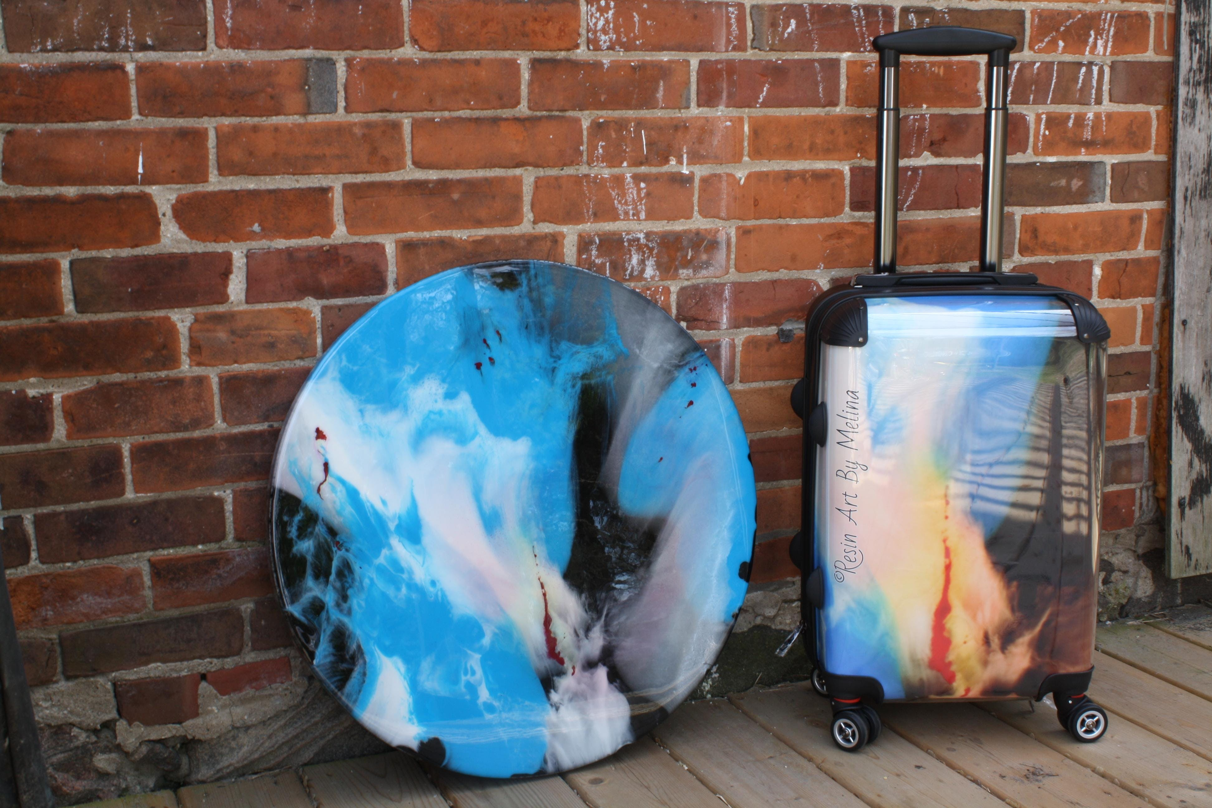 Find a Cure for Trigeminal Neuralgia - Luggage Lottery!