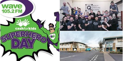 Superhero Day - Fundraising event