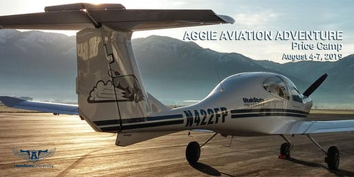 Aviation Adventure Camp (August 7-10)