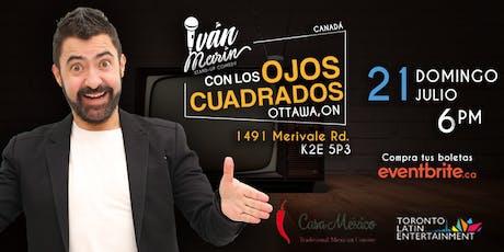Ivan Marin-Con Los Ojos Cuadrados tickets